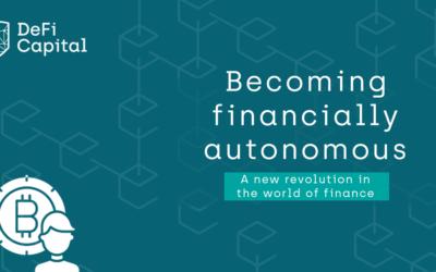 Becoming financially autonomous